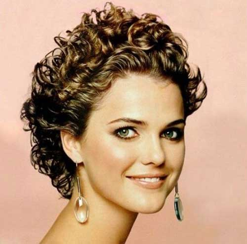 Short Curly Hairstyles 2015-9