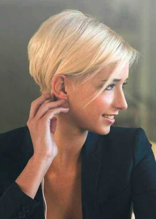 20 Short Hair Cuts Women Short