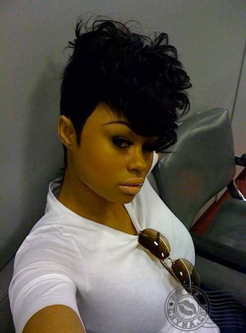 Short Hairstyles for Black Women 2015-9