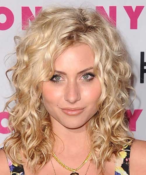 Short Hairstyles for Curly Hair 2015-9