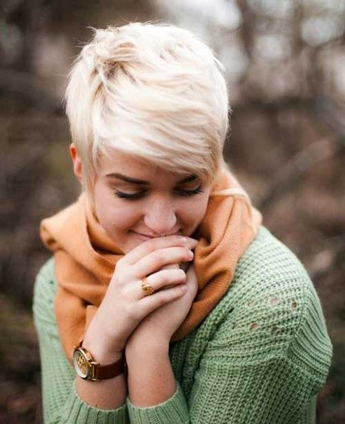 Very Short Hair for Women-9