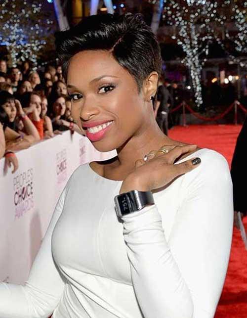 Black Women Very Short Hair