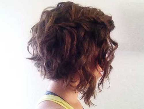 25 Curly Perms For Short Hair Short Hairstyles Haircuts 2019 2020