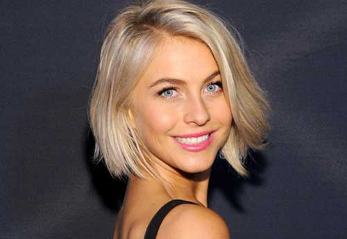 Female Celebrities with Short Hair