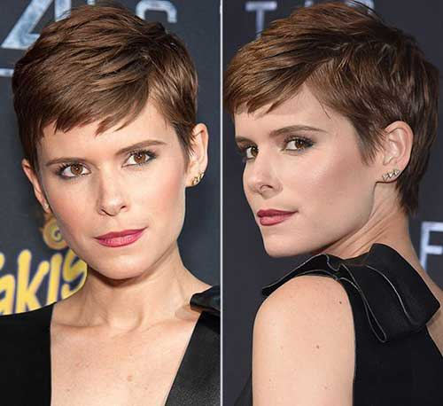 Hairstyle for Very Short Hair