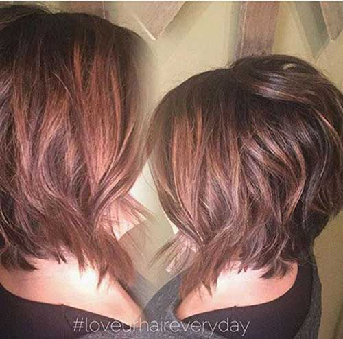 Highlights for Short Hair 2016