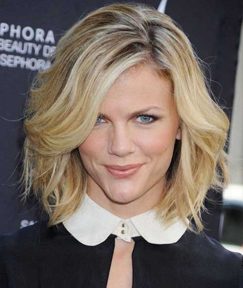 New Hairstyle For Short Hair 2016