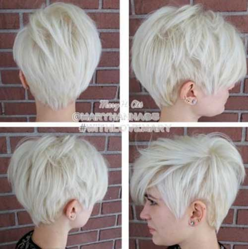 30 Best Blonde Short Haircuts Short Hairstyles Haircuts