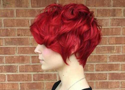 Outstanding Short Curly Red Hairstyle Short Hairstyles Haircuts 2019 2020 Schematic Wiring Diagrams Amerangerunnerswayorg