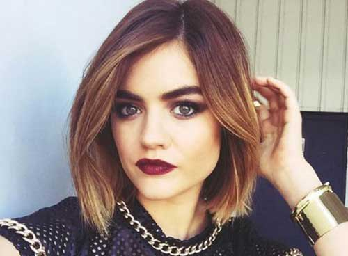 Hair Styles For Short Hair With Color: 40 New Hair Colors For Short Hair
