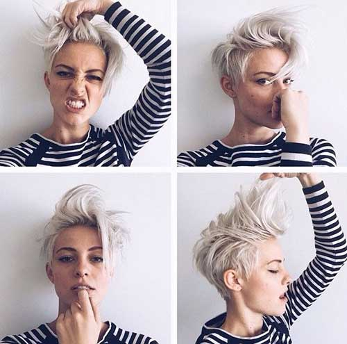 Short Hair Colour Ideas