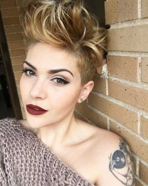 Short Hair Cut Styles for Women