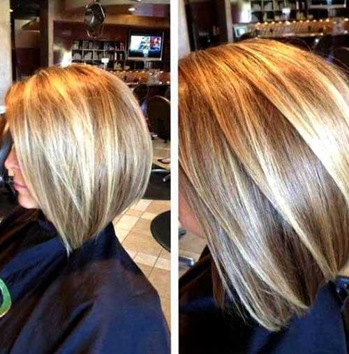 20 Short Hair Highlights 2015 2016 Short Hairstyles