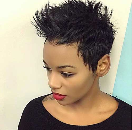 Short Hair for Black Women 2016