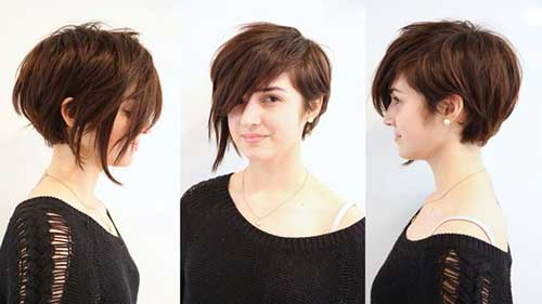 Short Haircut Images 2014