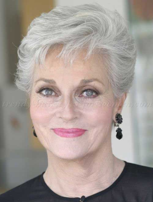 Hairstyles 2017 Ladies Over 50 : ... Haircuts For Women Over 60. on 2017 short hairstyles for women over 50