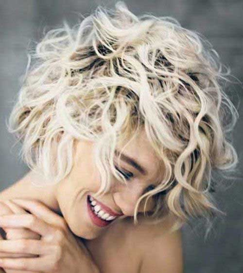 2017 pixie hairstyles : ... Short Curly Hairstyles 2015 - 2016 Short Hairstyles & Haircuts 2015