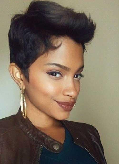 Peachy 25 Best Black Girl Short Hairstyles Short Hairstyles Amp Haircuts 2015 Hairstyles For Women Draintrainus