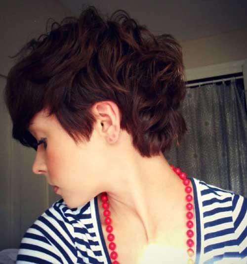 Textured Haircuts for Short Hair