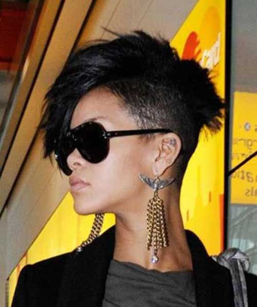 Incredible 25 Very Short Hairstyles For Black Women Short Hairstyles Hairstyles For Women Draintrainus