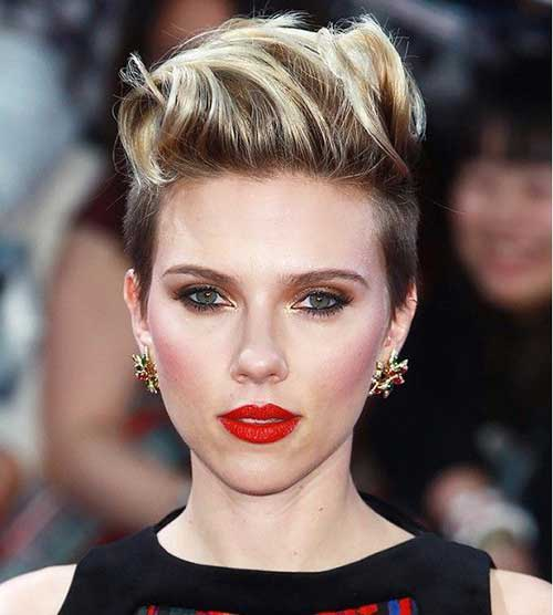 Women Short Hair Cuts