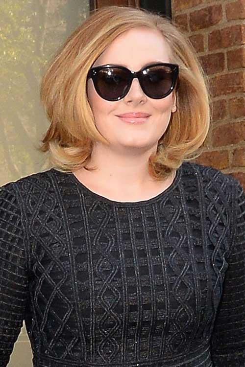 Celebrity Short Hair 2015-10