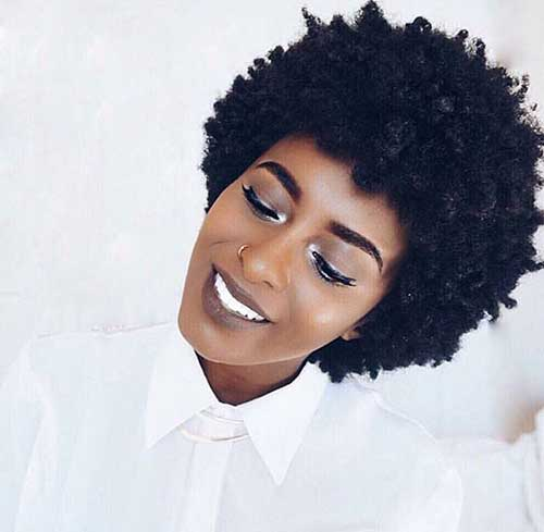Naturally Curly Short Hairstyles-10