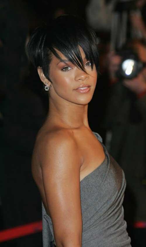 Rihanna Pixie Haircuts-10