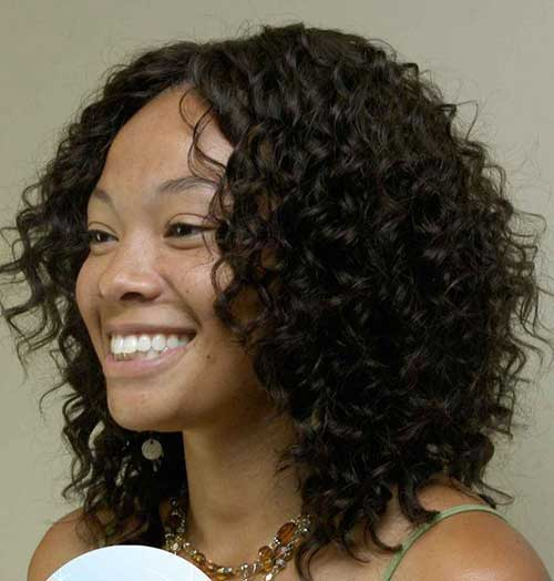 Short Curly Weave Hairstyles-10