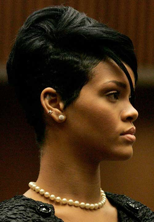 Short Haircuts for Black Women 2015-10