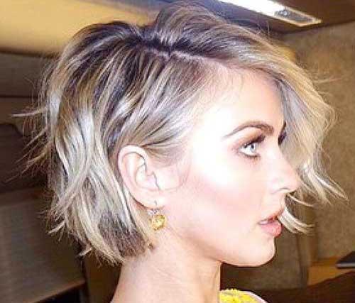 10.Short Haircut for Women 2016