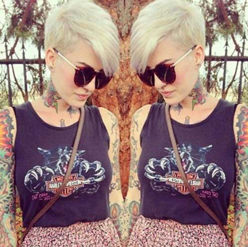 Trendy Short Haircuts 2015-10