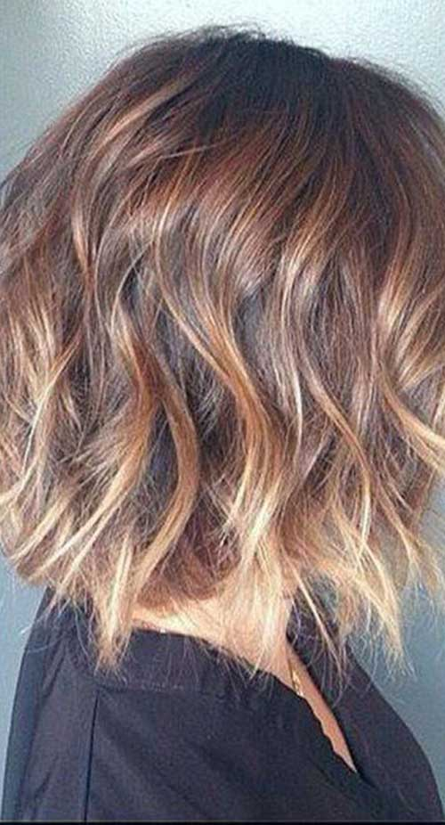 Hair Color for Short Hair-11