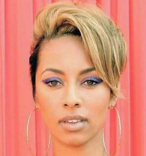 Pixie Hairstyles for Black Women-11