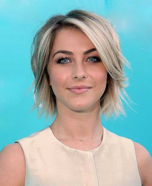 Short Hair Style 2015-11