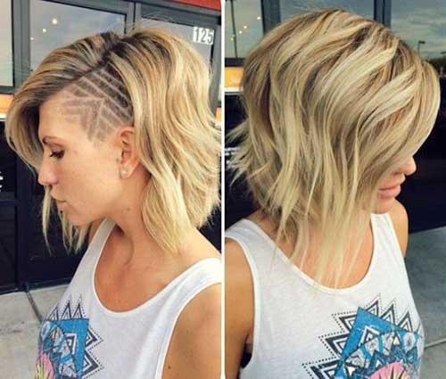 11.Short Hair Style for Girls