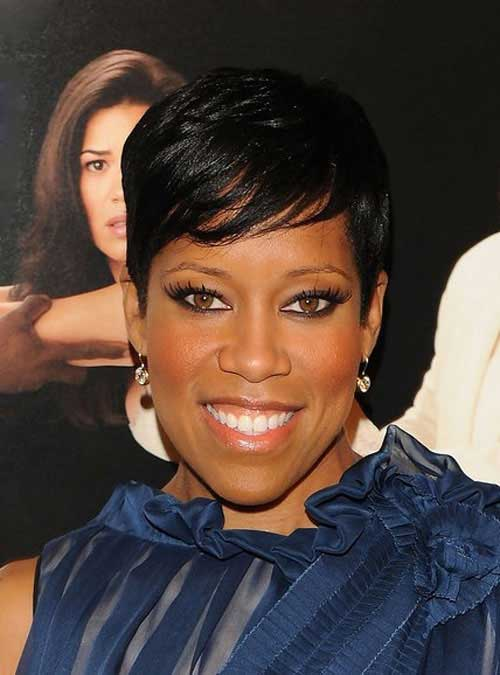 Short Haircuts for Black Women 2015-11