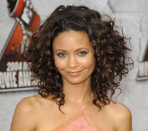 Short Haircuts for Naturally Curly Hair-11