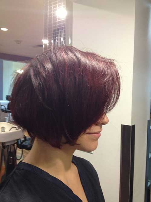 Short Hairstyles for Older Women-11