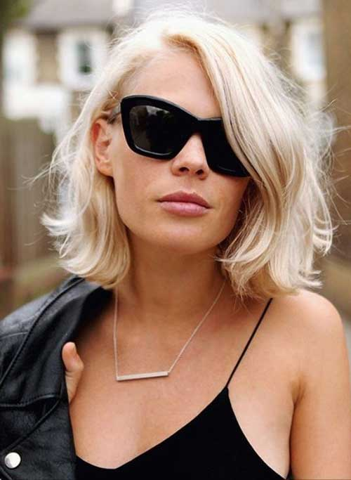 Short Hair Women-12