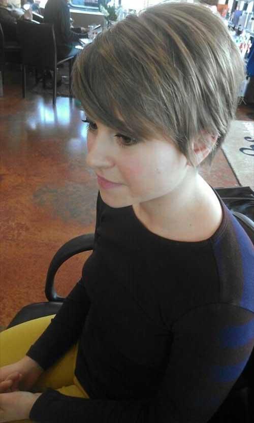 12.Pixie Haircut for Fine Hair