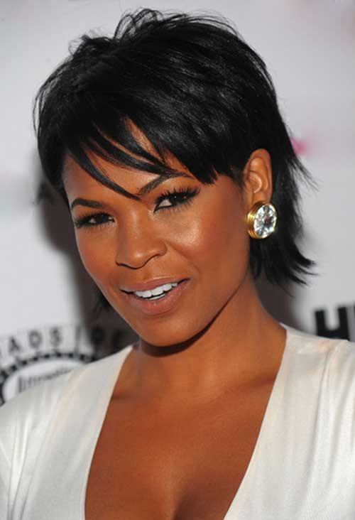 Pixie Hairstyles for Black Women-12