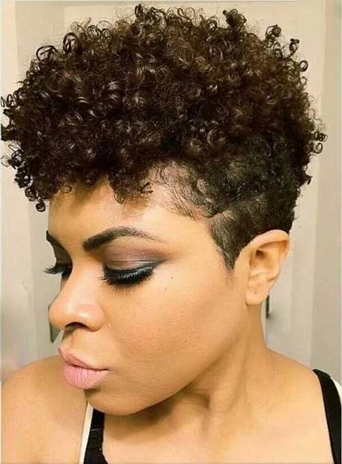 Short Haircuts for Black Women 2015-12