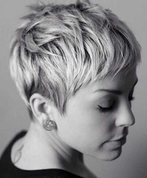12.Short Haircut for Women 2016
