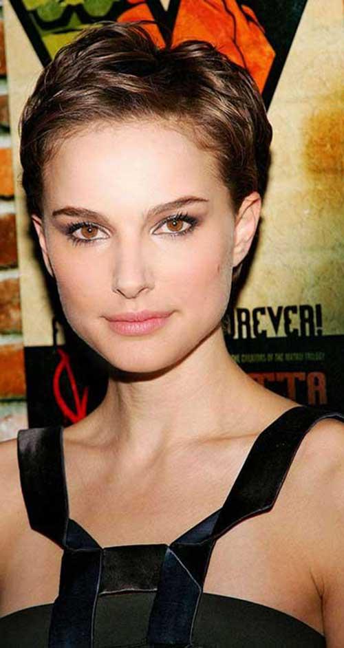 Natalie Portman Pixie Cut-13