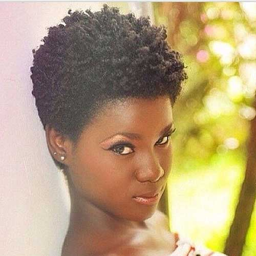 Naturally Curly Short Hairstyles-13