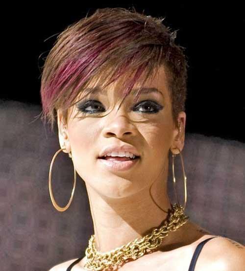 Rihanna Pixie Haircuts-13