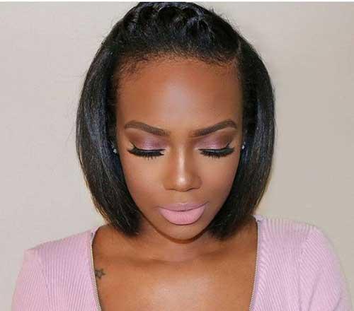 14.Black Ladies Short Hairstyle