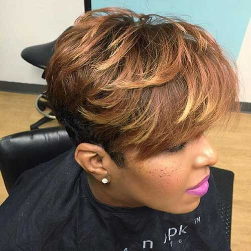 Black Women Short Hairstyles 2015-14