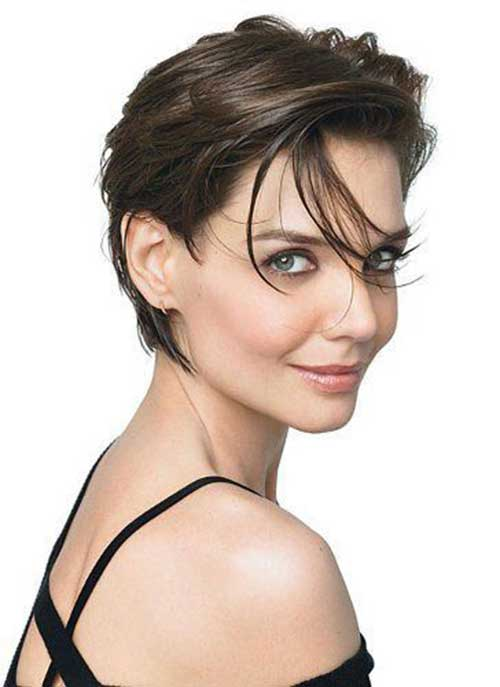 15 Best Katie Holmes Pixie Cuts Short Hairstyles